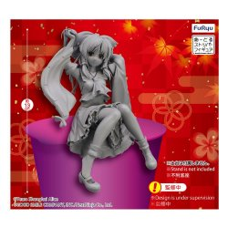 Touhou Lost World Noodle Stopper PVC Statue Reimu Hakurei 13 cm