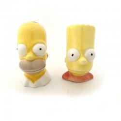 Simpsons Salt and Pepper Shaker Set