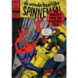 De Wonderbaarlijke Spinneman - De Macht Van De Kabouter