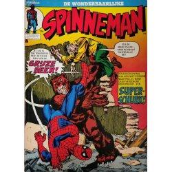 De Wonderbaarlijke Spinneman - Dag van de grijze beer / ... En een zal er vallen