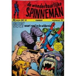 De Wonderbaarlijke Spinneman -  Gog! Waart Rond In De Wildernis! - 61