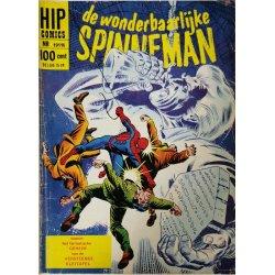 De Wonderbaarlijke Spinneman -  Het Fantastische Geheim Van De Versteende Kleitafel - 19116