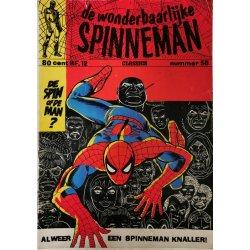 De Wonderbaarlijke Spinneman -  De Spin Of De Man? - 58