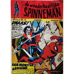 De Wonderbaarlijke Spinneman -  Een Monster Genaamd Morbius - 59