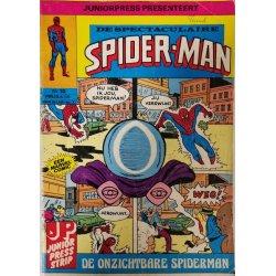 De Spectaculaire Spiderman - De Onzichtbare Spiderman - 10