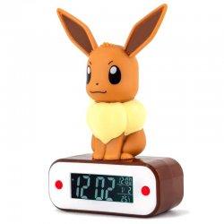 Pokemon Eevee lamp alarm clock