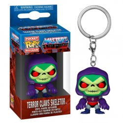 POP! keychain Pocket Masters of the Universe With Terror Claws Skeletor