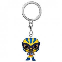 POP! keychain Wrestlers Pocket Marvel Wolverine The Animal Indestructible