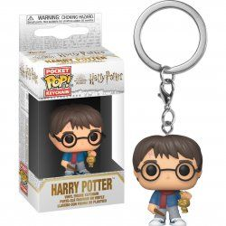 Pocket POP! keychain Harry Potter Harry Holiday