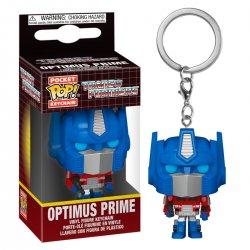Pocket Transformers Optimus Prime POP! keychain