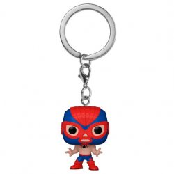 POP! keychain Wrestlers Pocket Marvel Spiderman The Aracno