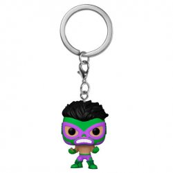 POP! keychain Wrestlers Pocket Marvel Hulk The Furious
