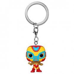 POP! keychain Wrestlers Pocket Iron Man Marvel Hero Invicto