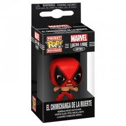 POP! keychain Wrestlers Pocket Marvel Deadpool The Chimiganga Death
