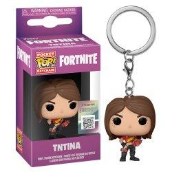 Pocket POP! keychain Fortnite TNTina