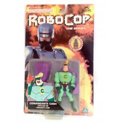 Robocop - Comandante Cash