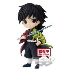 Demon Slayer Kimetsu no Yaiba Q Posket Petit Mini Figure Giyu Tomioka Vol. 3 7 cm