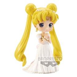 Sailor Moon Q Posket Mini Figure Princess Serenity 14 cm