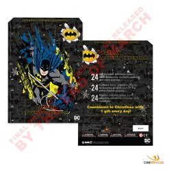 DC Comics Advent Calendar Batman