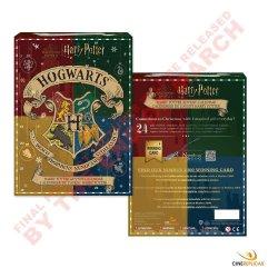 Harry Potter Advent Calendar Hogwarts
