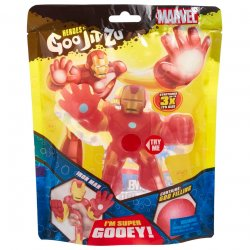 Marvel Heroes Jit Zu Goo Iron Man figure
