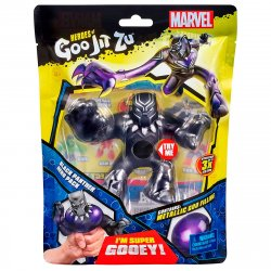 Marvel Heroes Jit Goo Zu figure Panther Pack