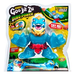 Goo Jit Zu Dino Super Power Dinogoo Tyro figure 16cm