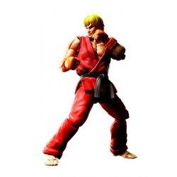 Street Fighter S.H. Figuarts Action Figure Ken Masters 15 cm