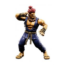 Street Fighter V S.H. Figuarts Action Figure Akuma 16 cm