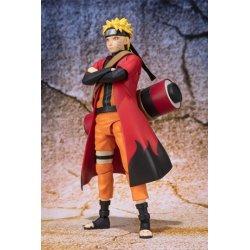 Naruto S.H. Figuarts Action Figure Naruto Uzumaki Sage Mode Advanced Tamashii Web Exclusive 14 cm