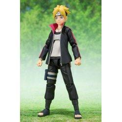 Boruto Naruto Next Generations S.H. Figuarts Action Figure Boruto Uzumaki Tamashii Web Excl 17 cm