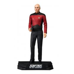 Star Trek TNG Action Figure Captain Jean-Luc Picard 18 cm