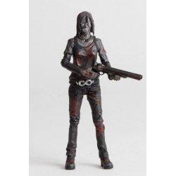 The Walking Dead Action Figure Alpha (Bloody B&W) 15 cm