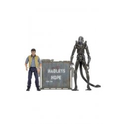 Aliens Action Figure 2-Pack Hadley's Hope 18 cm
