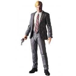 The Dark Knight MAF EX Action Figure Harvey Dent (Two Face) 16 cm