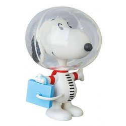 Peanuts UDF Series 5 Mini Figure Astronaut Snoopy (Comic Ver.) 8 cm