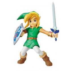The Legend of Zelda A Link Between Worlds UDF Mini Figure Link 7 cm