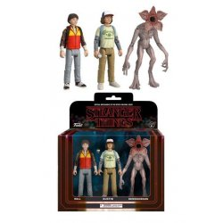 Stranger Things ReAction Action Figures 3-Pack Dustin