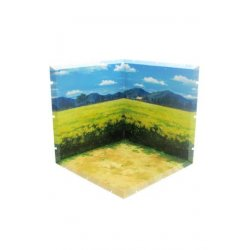 Dioramansion 150 Decorative Parts for Nendoroid and Figma Figures Rapeseed Flower Field