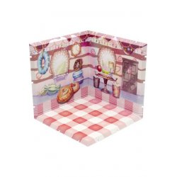 Dioramansion 150 Decorative Parts for Nendoroid and Figma Figures Candy Room