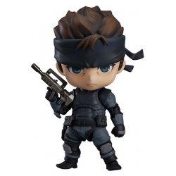 Metal Gear Solid Nendoroid Action Figure Solid Snake 10 cm