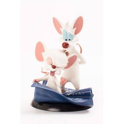 Pinky and the Brain Q-Fig Figure Taking Over The World 10 cm