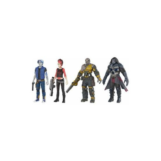 Ready Player One Action Figures 4-Pack 10 cm