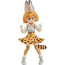Kemono Friends Figma Action Figure Serval 13 cm