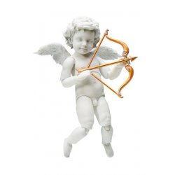 The Table Museum Figma Action Figure Angel Single Ver. 10 cm