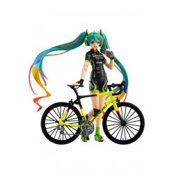 Racing Miku 2016 Figma Action Figure Racing Miku 2016 TeamUKYO Support Ver. 14 cm