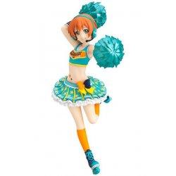 Love Live! School Idol Festival figFIX Statue Rin Hoshizora Cheerleader Ver. 13 cm