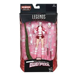 Marvel Legends: Spider-Man 2018 - Gwenpool
