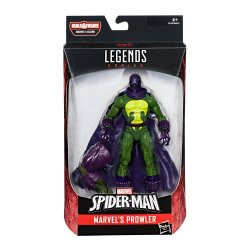Marvel Legends: Spider-Man 2018 - Marvel's Prowler
