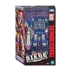 Transformers: War for Cybertron: Siege Voyager – Soundwave